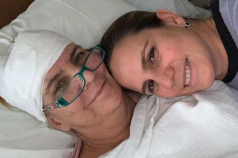 """Mama chora na raka otrzymała od córki wyjątkowe wsparcie: """"Mamo, bądź dzielna"""""""