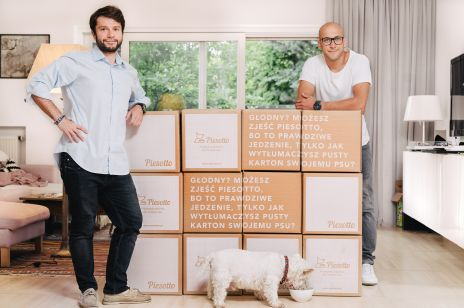 Piesotto - genialny pomysł polskiej firmy na dietę pudełkową dla zwierzaków [WYWIAD]