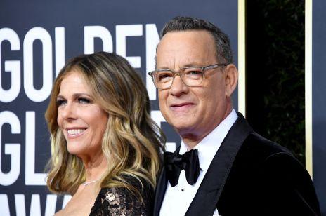 Tom Hanks z żoną zarażeni koronawirusem: jaki jest ich stan?