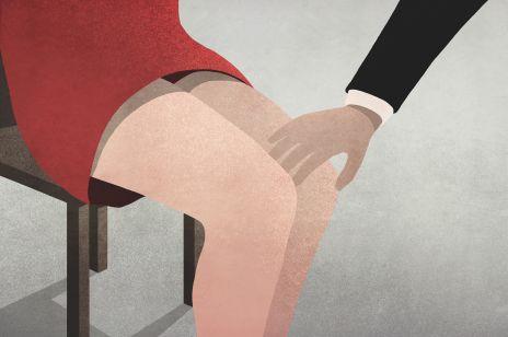 Mężczyźni uważają, że żarciki z podtekstem w pracy są ok: najnowsze badania zdumiewają
