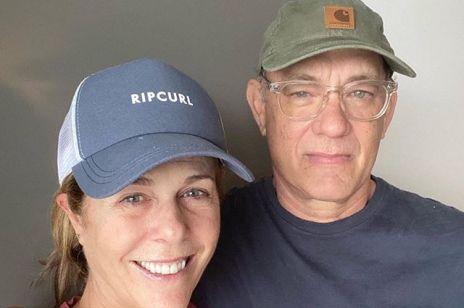 Żona Toma Hanksa nagrywa i rapuje na kwarantannie: to trzeba zobaczyć!