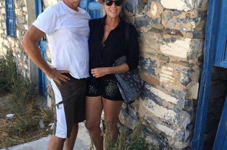 Wzruszający wpis Rity Wilson, żony Toma Hanksa, wyleczonej z koronawirusa