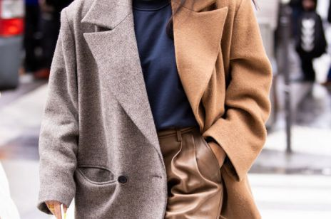 Moda trendy wiosna 2020: bluzki oversize