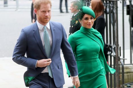 """""""Czujemy strach, jesteśmy odizolowani"""". Książę Harry i Meghan opublikowali film na Instagramie"""