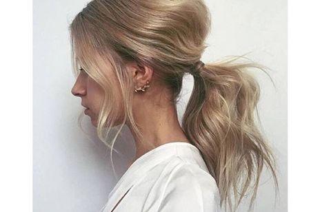 Proste upięcia włosów - te fryzury będą idealne na Wielkanoc