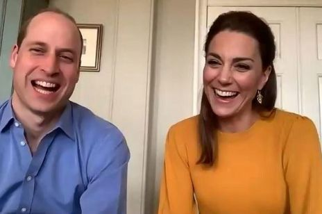 Księżna Kate i książę William sprawili, że uczniowie zapamiętają ten dzień na długo