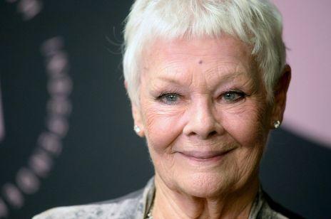 """85-letnia Judi Dench na okładce brytyjskiego """"Vogue'a"""" – """"Staram się nie myśleć o moim wieku i nie planuję emerytury"""""""