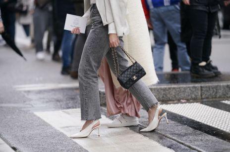 Ten trend pokochały Francuzki - buty typu sling back. Gdzie je znajdziesz?