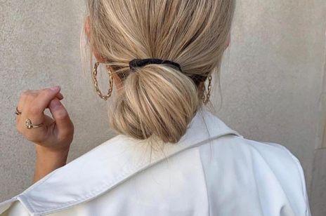Proste fryzury: jak błyskawicznie uczesać się do pracy? [GALERIA]