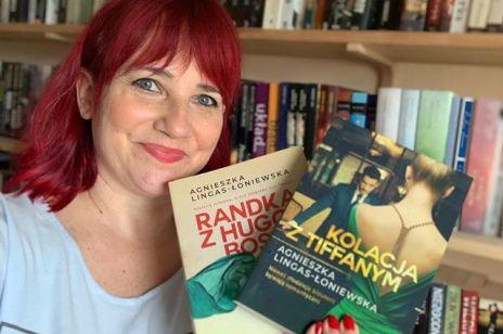 """""""Komedie romantyczne poruszają w nas najczulsze struny"""" – wywiad z pisarką Agnieszką Lingas-Łoniewską"""