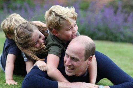 Książę William obchodzi 38. urodziny. Z tej okazji Księżna Kate opublikowała urocze zdjęcie z dziećmi