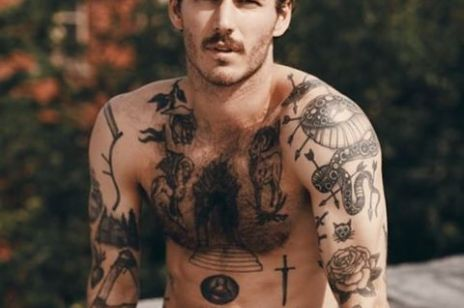 """Męskie wzory tatuaży na rękę - 22 """"dziary"""", od których nie oderwiesz wzroku"""