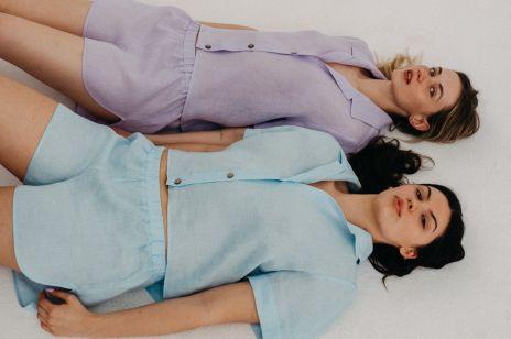 Polska marka NAGO stworzyła zachwycającą kolekcję lnianych ubrań - chcemy wszystko!