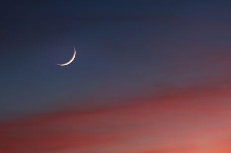 Niebieski Nów Księżyca już 20 lipca. Czas na refleksję, oczyszczenie i zmianę