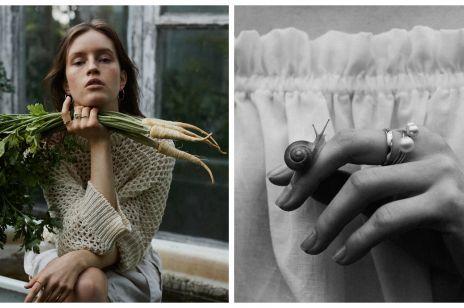 Zakochasz się w tych zdjęciach nowej kolekcji biżuterii polskiej marki ROSA