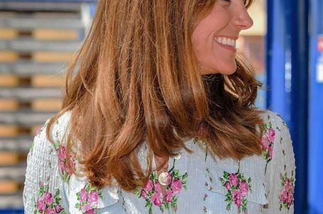 Koloryzacja 3D dla brunetki i blondynki. Kate Middleton wygląda w niej na kilka lat młodszą