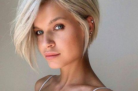 Ta fryzura działa lepiej niż bronzer. Pixie cut wymodeluje twarz i jest idealna na upały