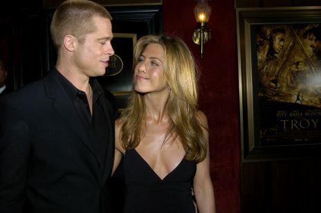 Jennifer Aniston i Brad Pitt po 19 latach znów razem!
