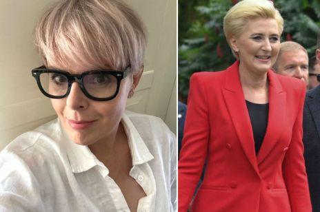 Karolina Korwin-Piotrowska ostro o pensji dla Agaty Dudy. Dziennikarka krytykuje też opozycję - i trudno się z nią nie zgodzić