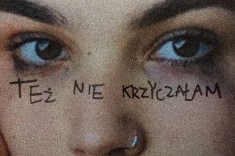 14-latka zgwałcona przez kuzyna. Kobiety w akcje solidarności stworzyły hashtag #tezniekrzyczałam. Aktywistka Maja Staśko oskarża rząd i sąd
