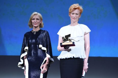 """Cate Blanchett i Tilda Swinton o gender neutrality w świecie filmu. """"Wolę nazywać się aktorem"""""""