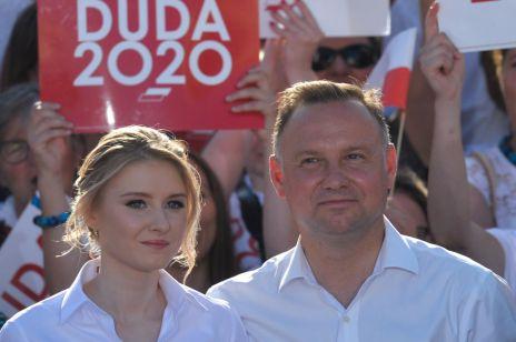 """Kinga Duda została społecznym doradcą ojca, Andrzeja Dudy. """"Mamy polską Ivankę Trump"""""""