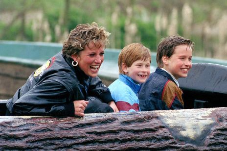 Rodzina królewska wściekła na Harry'ego i Meghan. Książę ujawnił smutny sekret Diany