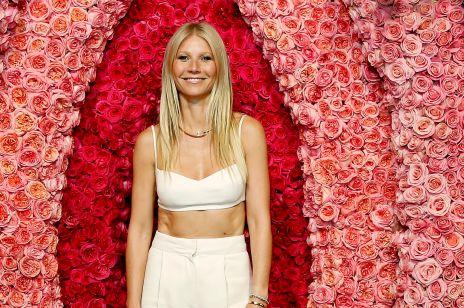 Gwyneth Paltrow przechowuje stare sukienki. Trzyma je w szafach dla córki