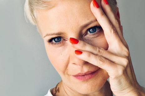 Te sztyblety i sukienka to gorące trendy jesieni 2020! Małgorzata Kożuchowska wie, jak je nosić, by wyglądać jak bogini!