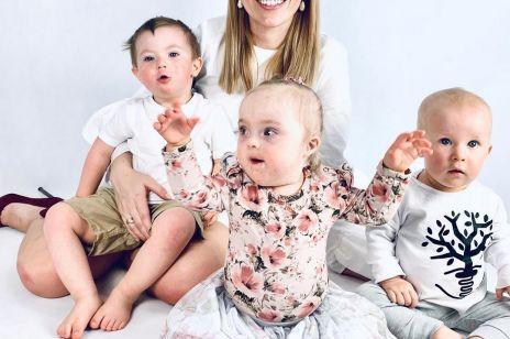 """Mama czwórki dzieci, w tym z zespołem Downa apeluje do władz: """"Gdzie wsparcie dla wszystkich kobiet i ich rodzin?"""