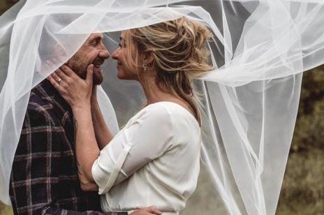Martyna Wojciechowska wzięła ślub. Pokazała przepiękne zdjęcia ze ślubu na Instagramie. Jedno skradło nasze serce!