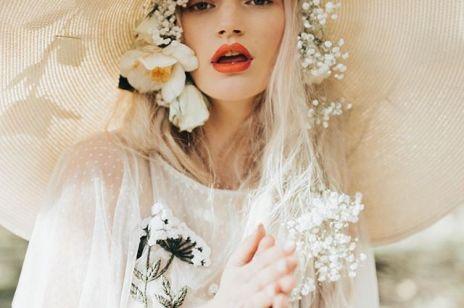 Fryzury ślubne - koki, loki, warkocze i upięcia, a nawet kapelusze, czyli najpiękniejsze fryzury dla panny młodej!