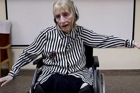 """Chora na Alzheimera primabalerina tańczy na wózku """"Jezioro Łabędzie"""". To nagranie łamie serce"""