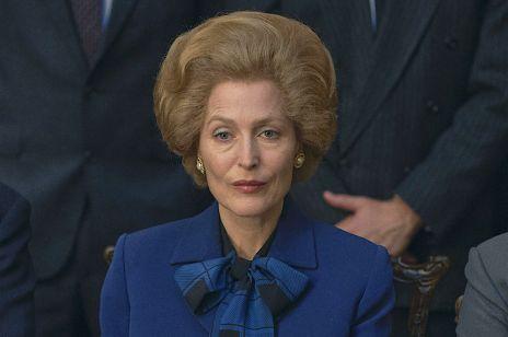 Netflix. 4. sezon The Crown. Wszyscy mówią tylko o niej: Gillian Anderson w roli Margaret Thatcher!