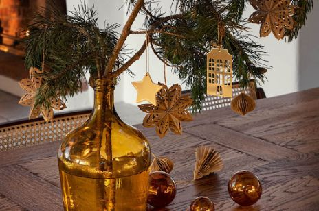 Boże Narodzenie 2020: 7 pomysłów na dekoracje domu ze świątecznej kolekcji H&M Home