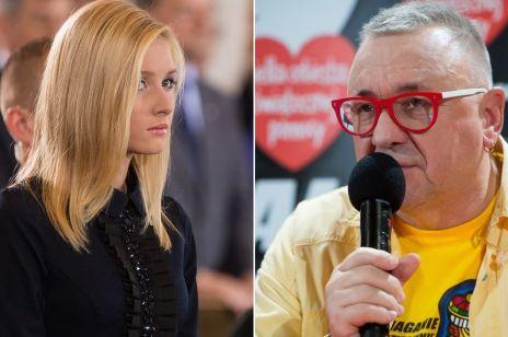 Jerzy Owsiak napisał do Kingi Dudy: ma dla córki prezydenta nietypową propozycję