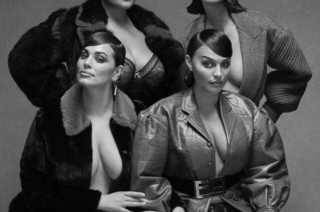 Gwiazdy plus size w Vogue Italia. Hołd złożony ciałopozytywności