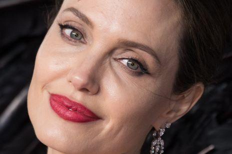 Angelina Jolie o przemocy domowej. Jej słowa to ważny apel do cierpiących kobiet