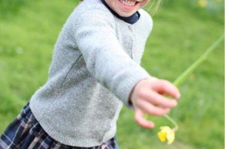Księżniczka Charlotte to niezłe ziółko! Córka Kate i Williama sprawia kłopoty rodzicom
