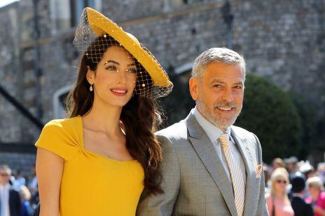 George Clooney ożeni się po raz drugi. Amal i George Clooney pokonali kryzys małżeński