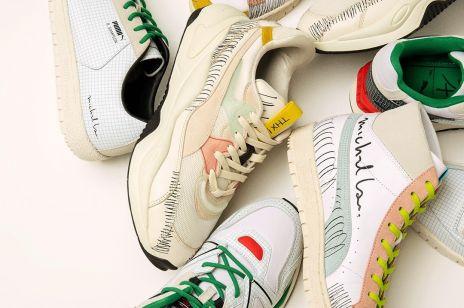 Sneakersy na wiosnę: najmodniejsze modele sportowych butów - białe, nude, a może wegańskie?