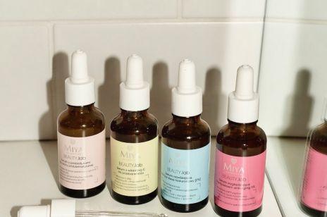 Prebiotyki, witamina C, a może anti-aging? Które serum Miya powinno znaleźć się w Twojej kosmetyczce?