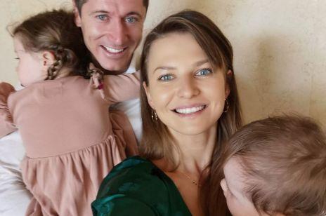Córka Roberta Lewandowskiego wpadła niespodziewanie w kadr video wywiadu. Piłkarz nie był zadowolony