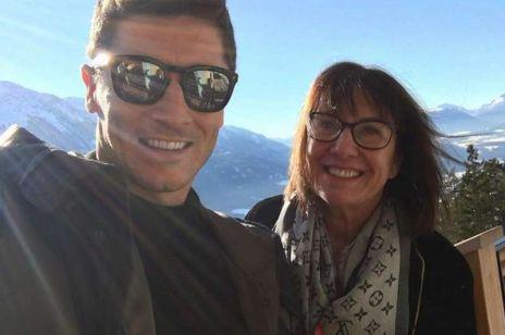 Iwona Lewandowska - mama Roberta Lewandowskiego - zakochana! Po śmierci męża długo czekała na prawdziwą miłość
