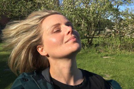 """Paulina Chruściel - serialowa """"Komisarz Mama"""" - o polskim glamourze, """"rzeźbieniu"""" w sobie i chodzeniu w kaloszach"""