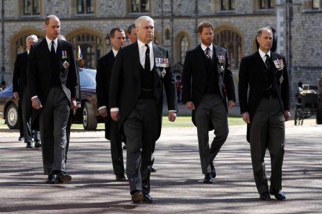 Pogrzeb księcia Filipa: rodzina i przyjaciele żegnają ukochanego członka rodziny