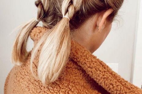 Warkocze na krótkich włosach: te 3 fryzury zainspirują cię, żeby sięgnąć po to niezwykle dziewczęce uczesanie