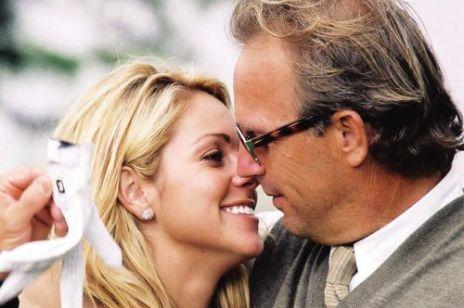 Christine Baumgartner&Kevin Costner - miłość, której nie można stracić