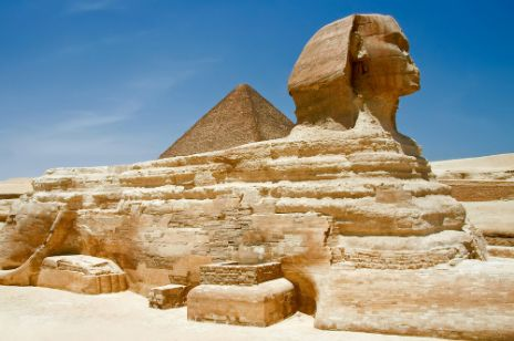 Konkurs z Claudii 12 2011 - wygraj wycieczkę do Egiptu