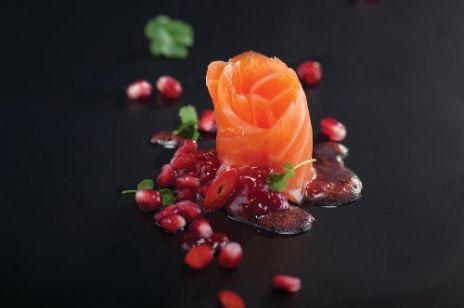 Walentynkowy podbój serca i podniebienia z łososiem norweskim